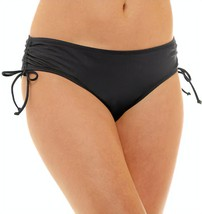 Liz Claiborne Black Hipster Swimsuit Bottoms Size 16 Msrp $49 New - $21.99