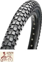 "MAXXIS HOLY ROLLER 20"" X 1.95"" WIRE BEAD BLACK BICYCLE TIRE - $27.52"