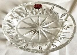 """Gorham  Lady Anne Lead Crystal Small Dish 7""""X5"""" - $13.86"""