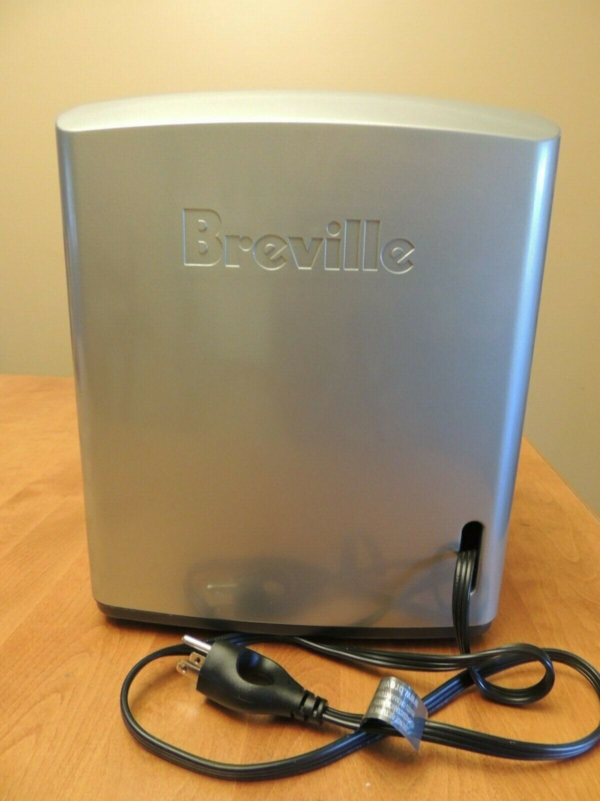 Breville BKC 700 XL Stainless Steel Gourmet Keurig K- Cup Coffee Brewer BKC700XL image 5