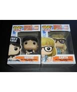 Wayne & Garth Funko Pop! New In Boxes Wayne's World Movie - $25.23