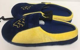 West Virginia Men's Cushion Memory Soles Slippers Shoe Sz L (11-12) image 3