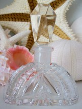 """RARE Vintage Czech Perfume Scent Bottle~Dauber Intact~Signed~3.75"""" Tall~... - $287.99"""
