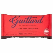 Guittard Extra Dark 63% Cocoa Baking Chips 326g - $18.99