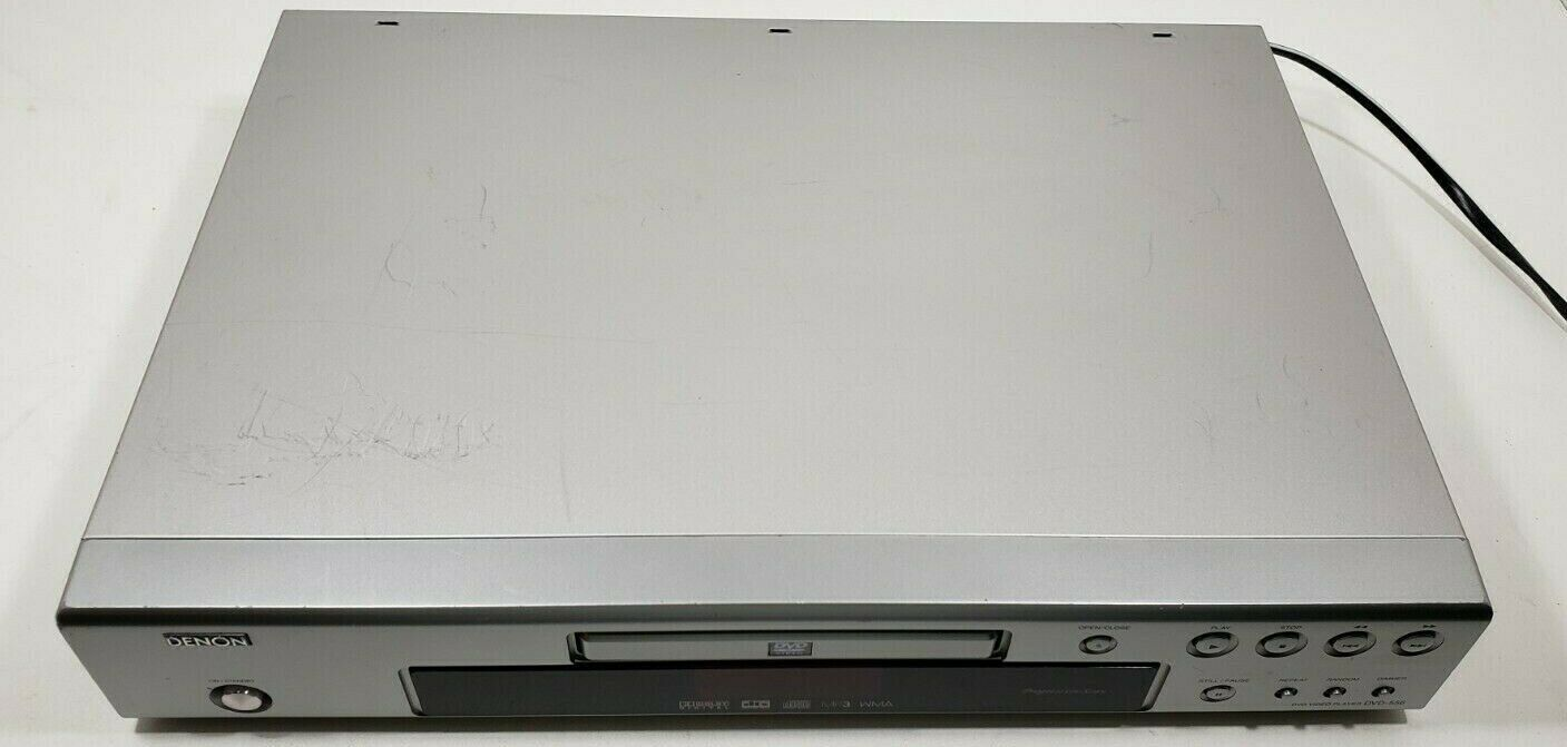Denon DVD Player DVD-556 With Remote Tested image 5