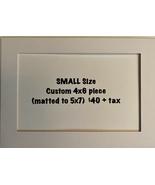 CUSTOM ORDER (SMALL) - $40.00