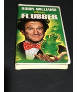 Flubber (VHS, 1998, Clamshell) Robin Williams - $2.08