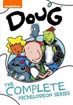 Doug  The Complete Nickelodeon Series [DVD Set] Children's TV Show Cartoon - $36.98