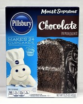 Pillsbury Moist Supreme Chocolate Cake Mix 15.25 oz - $3.95