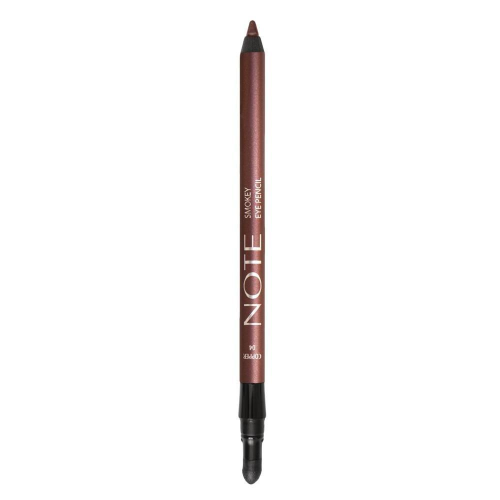 Primary image for Note Cosmetics Smokey Eye Pencil, 04 Copper, 0.04 oz