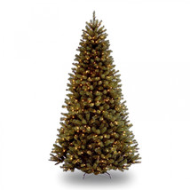6.5 ft. North Valley Spruce Tree with Multicolor Lights - $149.99