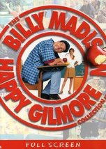 Happy Gilmore / Billy Madison Double Feature Full screen DVD