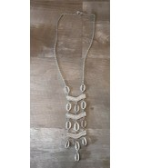 "Stella And Dot Gold Tone 32"" Long Necklace  - $7.84"