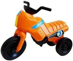 Ride on Toy Super MOPI Toddler Motorbike Orange Game for Fun Kids Child ... - $75.03