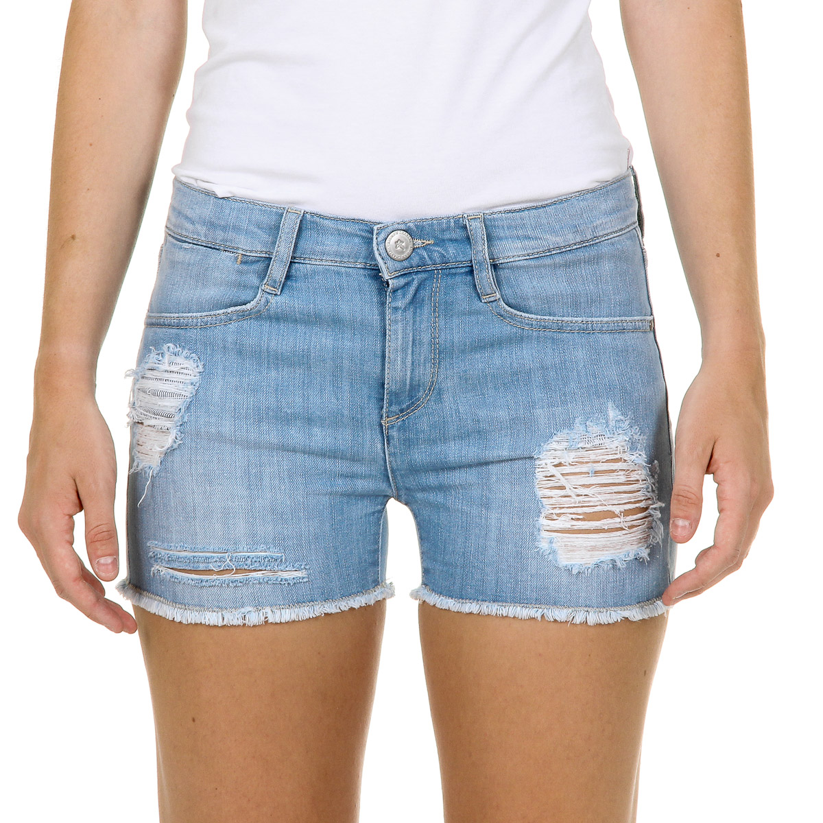 Primary image for Andrew Charles Womens Shorts Denim VERGINIA
