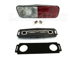LAND ROVER DISCOVERY 2 REAR BUMPER LIGHT XFB000730 WITH ELECTRICAL PLATE... - $69.30