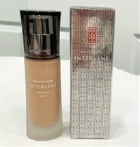 Elizabeth Arden Intervene Makeup Foundation SPF15  Soft Sand #05  F/ Nor... - $18.60