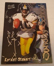 KORDELL STEWART 1997 FLEER ULTRA SUNDAY SCHOOL INSERT CARD #6 - $1.00