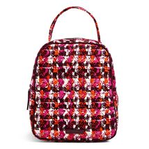 Vera Bradley Quilted Signature Cotton Lunch Bunch Bag, Houndstooth Tweed image 3