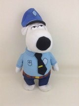 """Family Guy Brian Griffin Police Dog Peters Pet 19"""" Plush Stuffed Toy 200... - $33.81"""