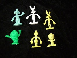Looney Tunes Play Set Figures From Mexico Daffy Duck Tweety Tasmanian De... - $16.99