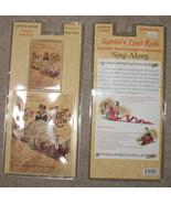 Santa's Last Ride Cassette & Book Sing-Along NIP - $5.25
