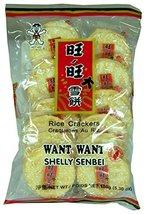 Want Want Reiscracker, original 150g - $12.99