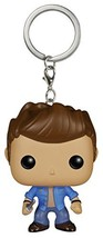 Funko Pocket Pop Keychain: Supernatural Dean Action Figure - $30.74