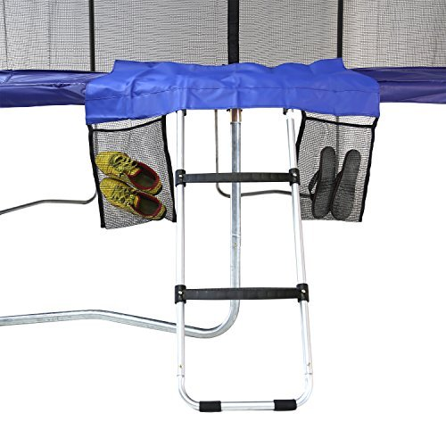Trampoline Parts Center Coupon Code: Skywalker Trampolines Wide-Step Ladder Accessory Kit, Blue
