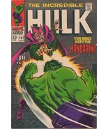 "Incredible Hulk #107 ""Mandarin Appearance"" [Comic] [Jan 01, 1968] Friedrich - $14.99"