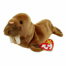 Ty Beanie Baby Paul the Walrus 1999 5th Generation Hang Tag NEW - $5.93