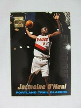 Jermaine O'Neal Portland Trail Blazers 1996 Topps Basketball Card Rookie 15 - $0.98