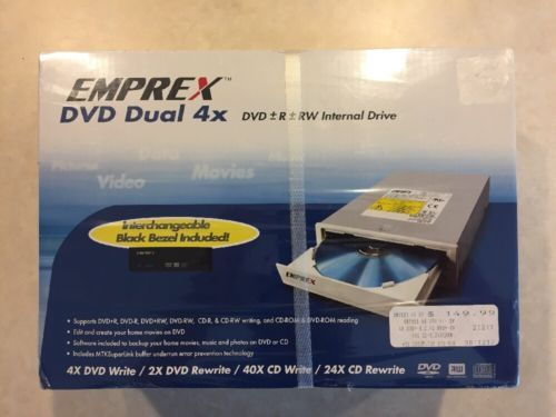 NEW DRIVERS: EMPREX CD