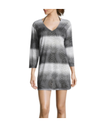 Porto Cruz Jersey Swimsuit Cover-Up Tunic Pineapple Size M, L, XL Msrp $42 - $21.99