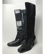 Karen Scott Women's Ashlee Knee-High Boots Black Size 6.5 M - $19.79