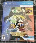 Persona Dancing Endless Night Collection PS4 video game - $54.99