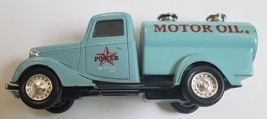 POWER Motor Oil Die Cast Tanker Truck - $10.95