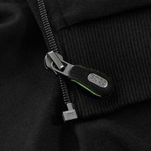Hugo Boss Men's Premium Zip Up Sport Hoodie Sweatshirt Track Jacket 50324752 image 8