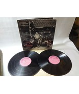Allman Brothers Band Fillmore East 2LP '71 Capricorn Records Pink SD 2-802  - $24.69