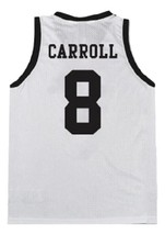 Jim Carroll Di Caprio St Vitus Basketball Diaries Jersey Sewn White Any Size image 5