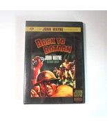 Back to Bataan DVD - John Wayne -Anthony Quinn - Classic War Movie - New... - $12.50