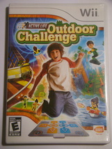 Nintendo Wii - ACTIVE LIFE Outdoor Challenge (Complete with Manual) - $15.00