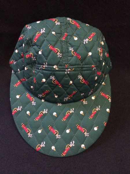 Large Sunday Afternoons Unisex Sport Hat Coral Kaleidoscope
