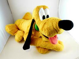 Vintage Disney Pluto Plush Walt Disney 16 inches - $11.13