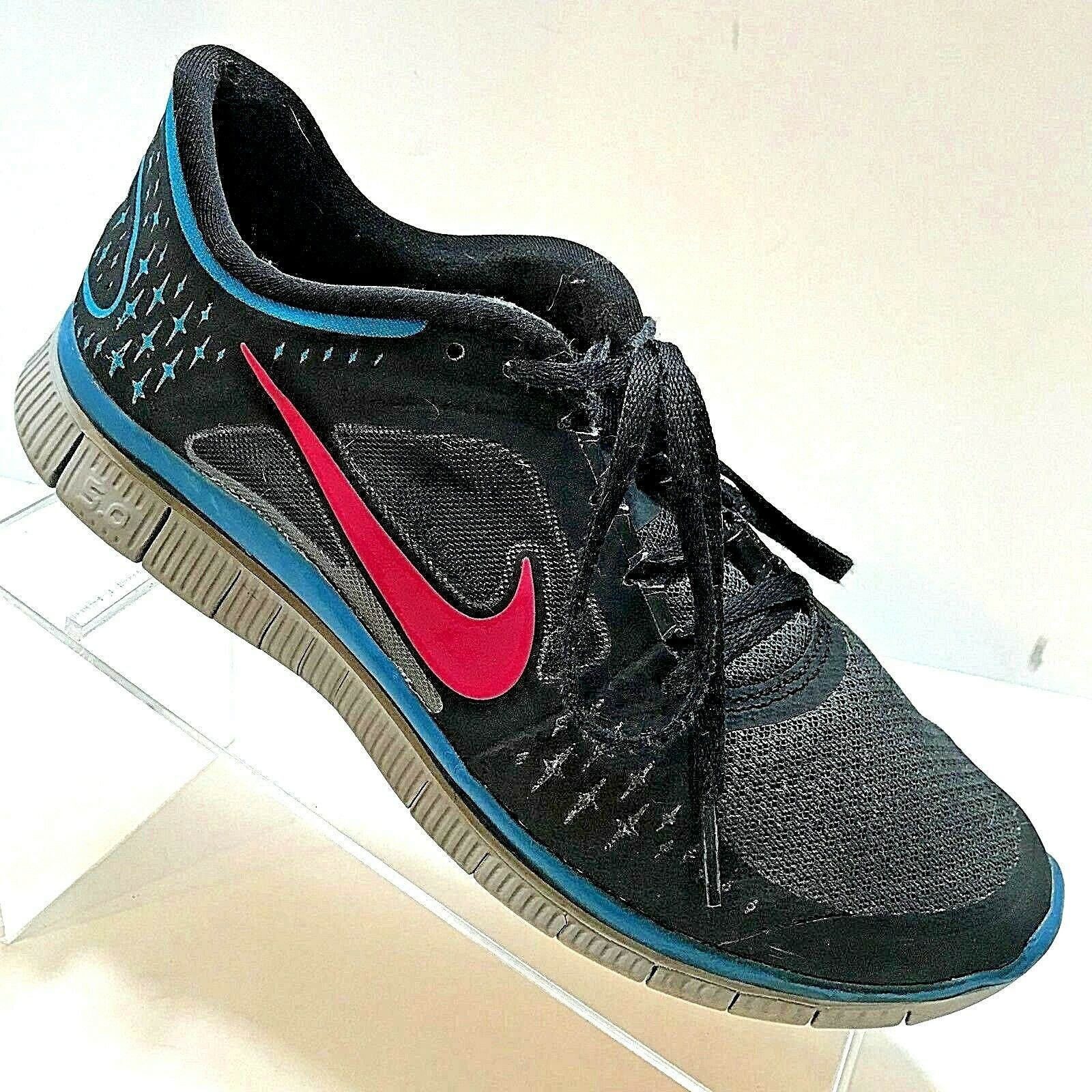official photos 4f5d4 7b7f8 Nike Free Run 3 Size 10 Women Black Running and 9 similar items