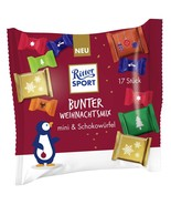 Ritter Sport WINTER Creation POUCH Made in Germany FREE US SHIPPING  - $12.86