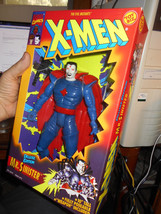 "X-men Mr. Sinister Deluxe Edition Toy Biz 10"" Poseable Weapon 1994 Marvel Toy - $12.00"