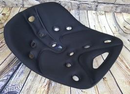 Backjoy Orthotics Back Pain Relief Black Padded Posture Seat Cushion - $24.74