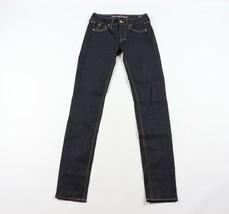 Motor City Denim Co by Joe Faris Womens Size 4 27 Skinny Selvedge Denim ... - $44.50