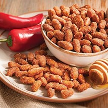The Peanut Shop of Williamsburg Chipotle Spiced Honey Roasted Peanuts, 1... - $11.21